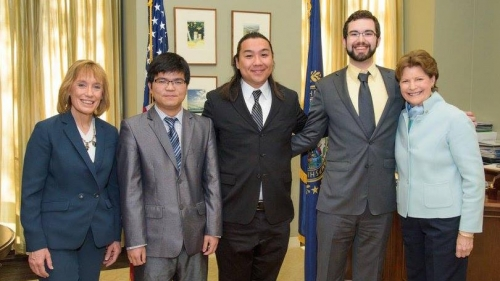 STEPS congressional visit day 2017