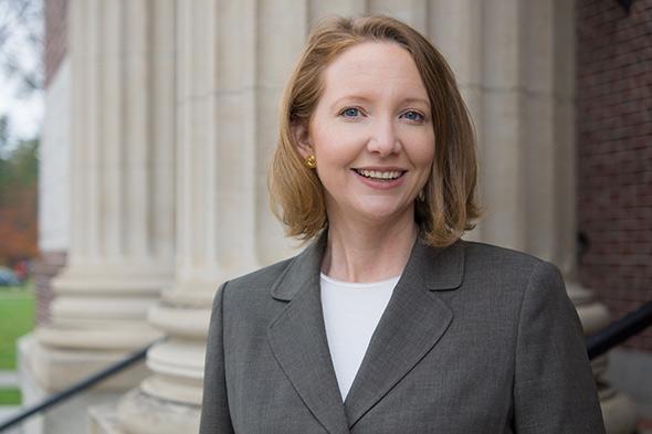 Associate Professor of Government Deborah Brooks